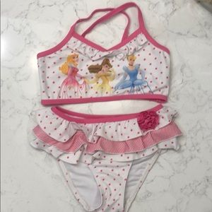 Disney store two piece swimsuit